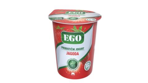 Ego probiotik; jagoda