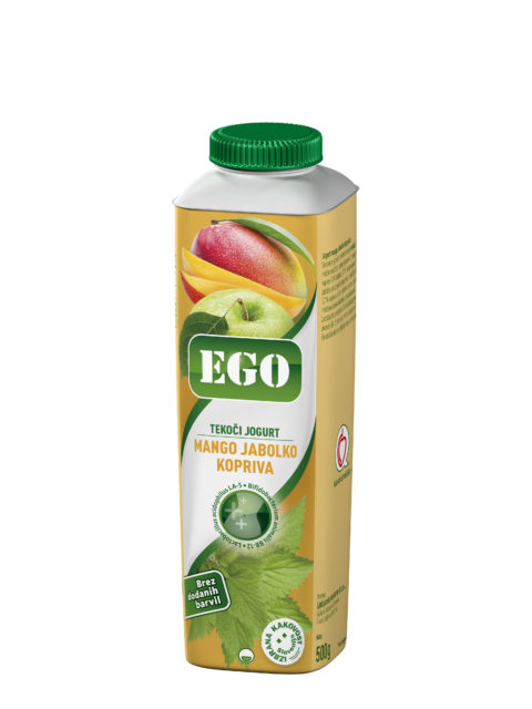 Ego mango apple nettle