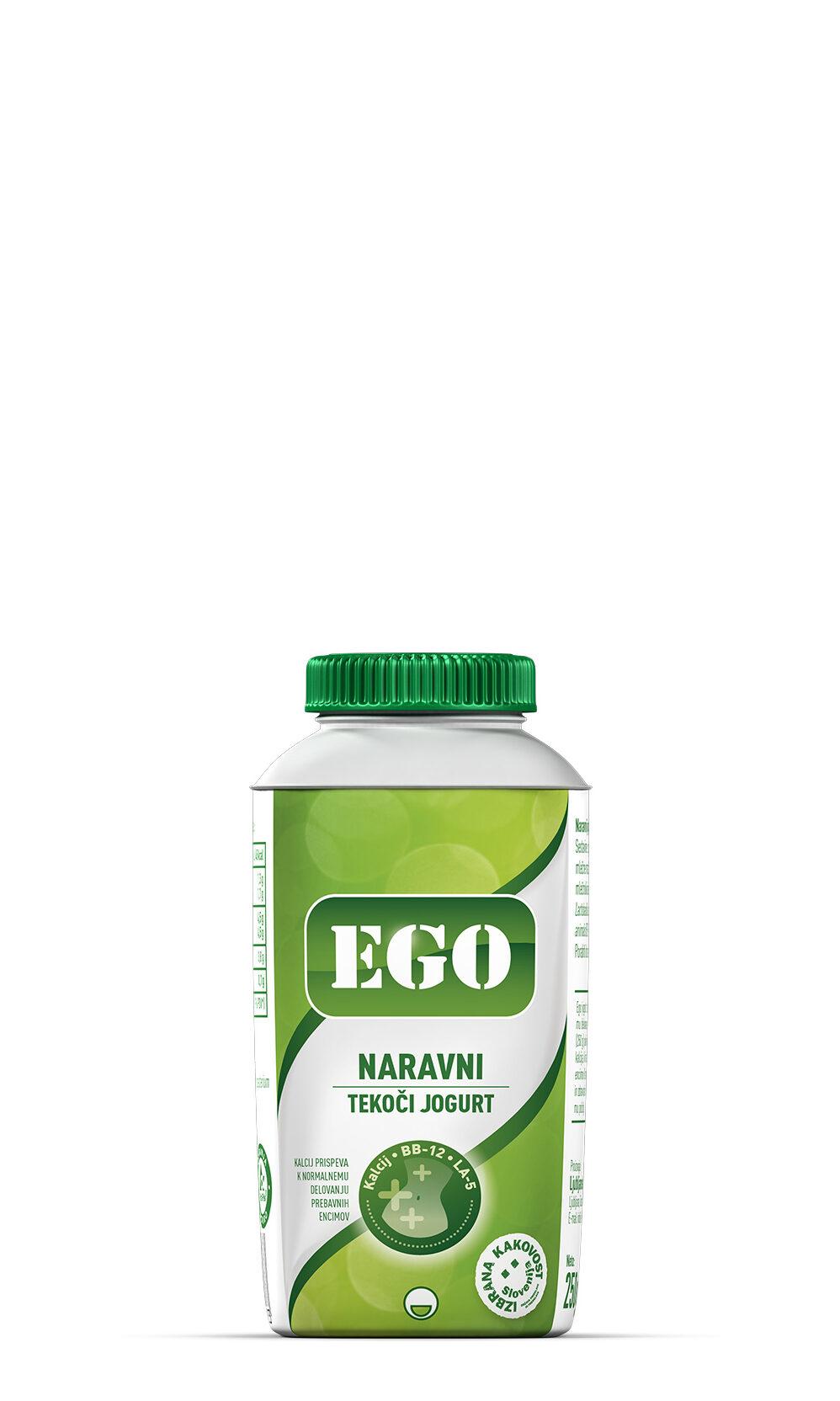 Ego, naravni