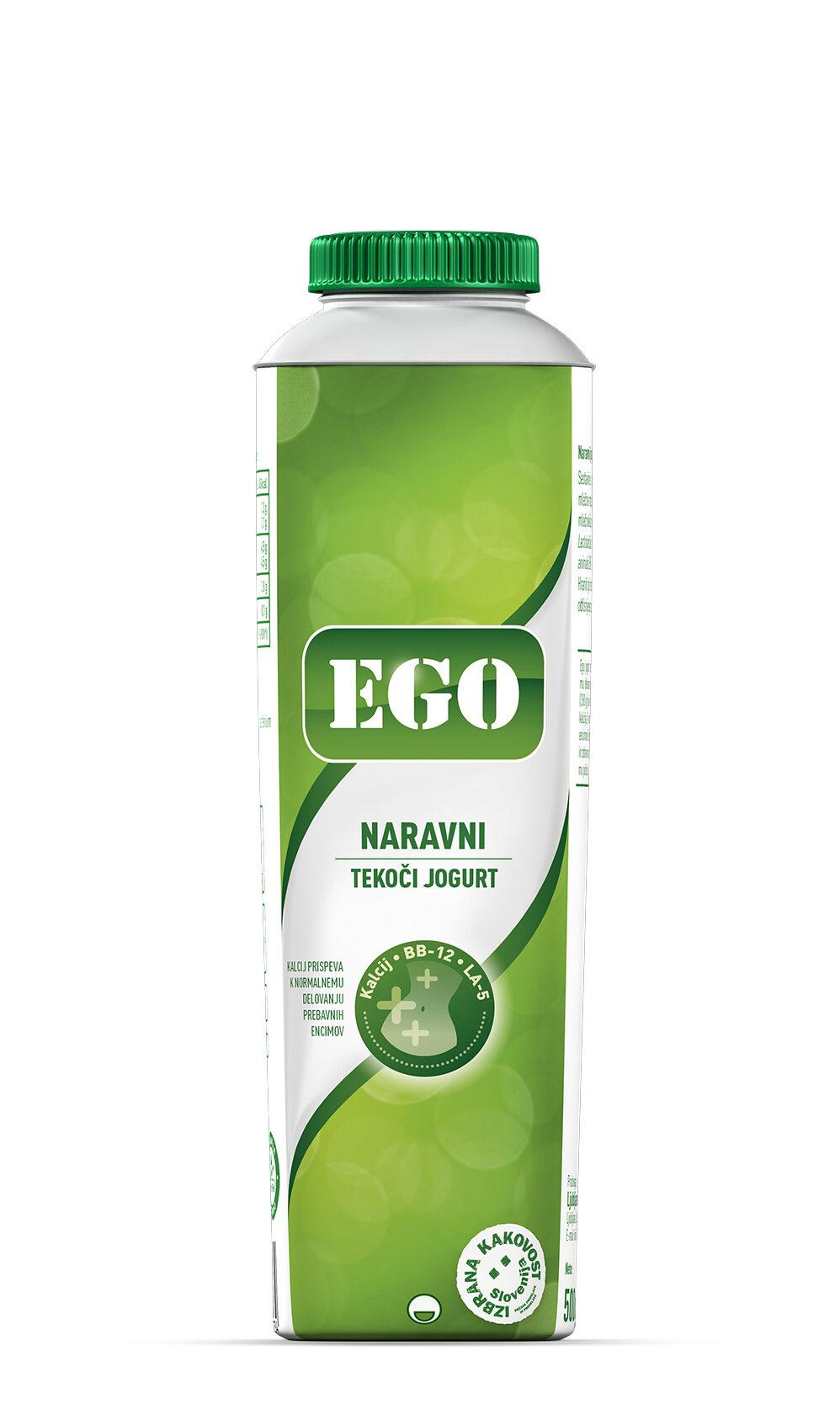 Ego, natural