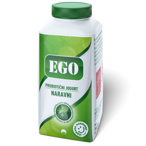 Ego probiotic; natural