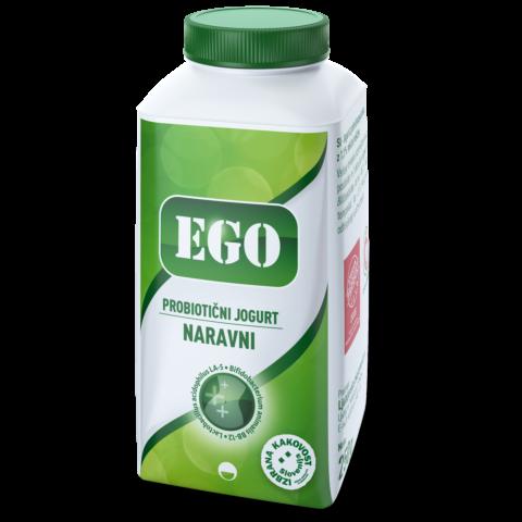 Ego tekoči, naravni
