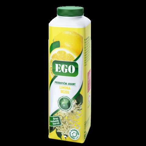 Ego tekoči, limona, bezeg