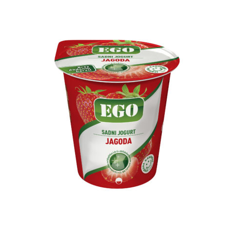 Ego, strawberry