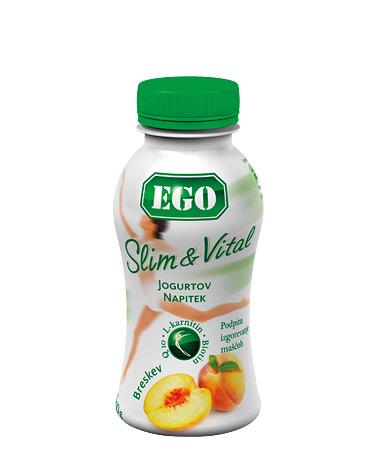 Ego Slim & Vital peach