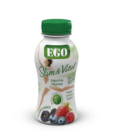 Ego Slim & Vital forest fruit