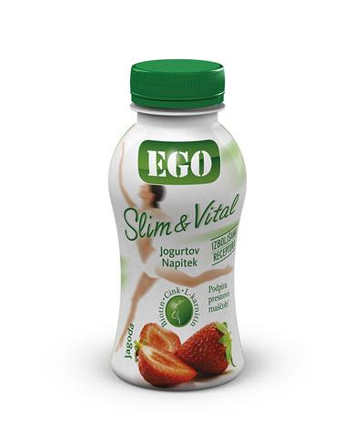 Ego Slim & Vital strawberry
