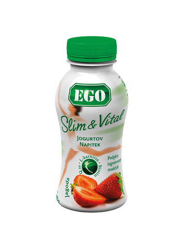 Ego Slim & Vital strawberry