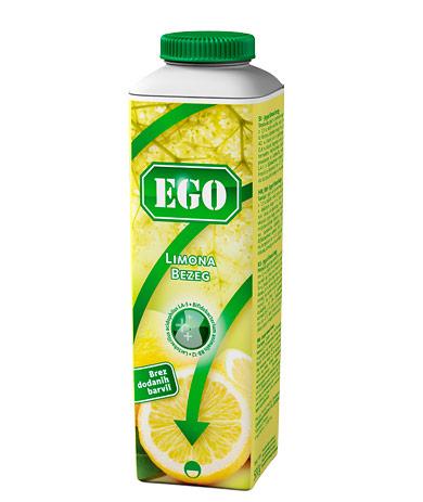 Ego probiotik; limona, bezeg