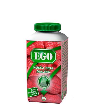 Ego probiotik; malina, rdeča pesa