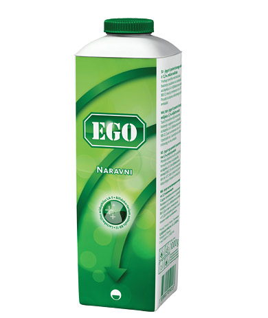Ego probiotik; naravni
