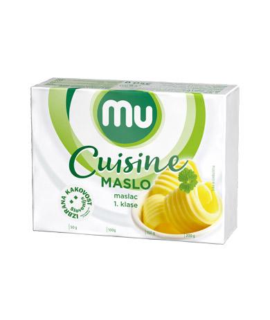 MU Cuisine Maslo