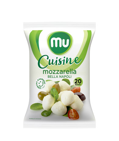 MU Cuisine mozzarella Bella Napoli