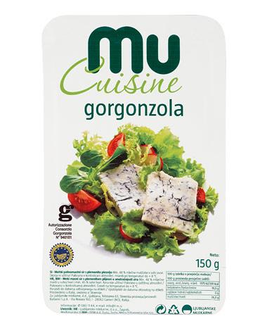 MU Cuisine Gorgonzola