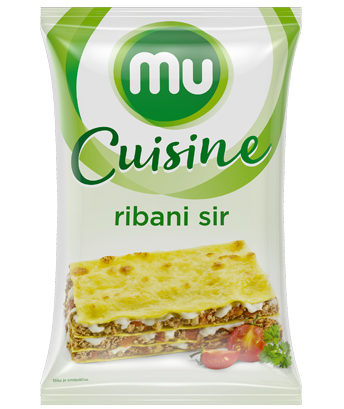 Mu Cuisine grated cheese