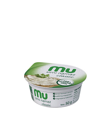 Mu cheese spread classic