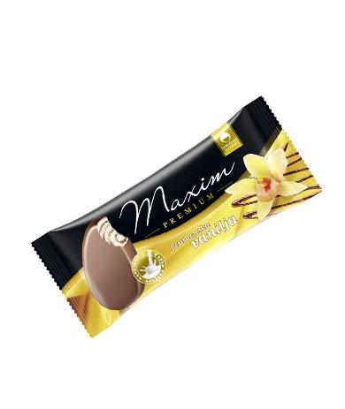 Maxim Premium bourbonska vanilja