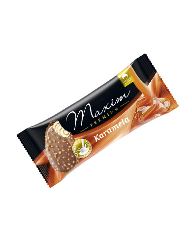 Maxim Premium karamela