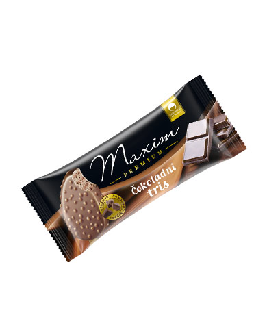 Maxim Premium triple chocolate