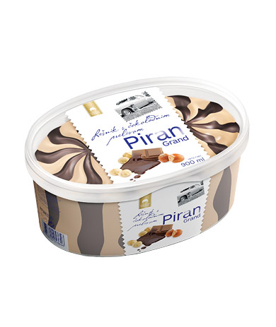 Piran Grand hazelnut