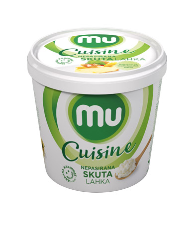 MU Cuisine nepasirana skuta light
