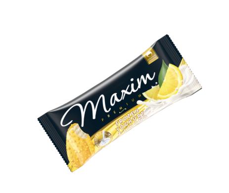 Maxim Premium frozen yoghurt z limono
