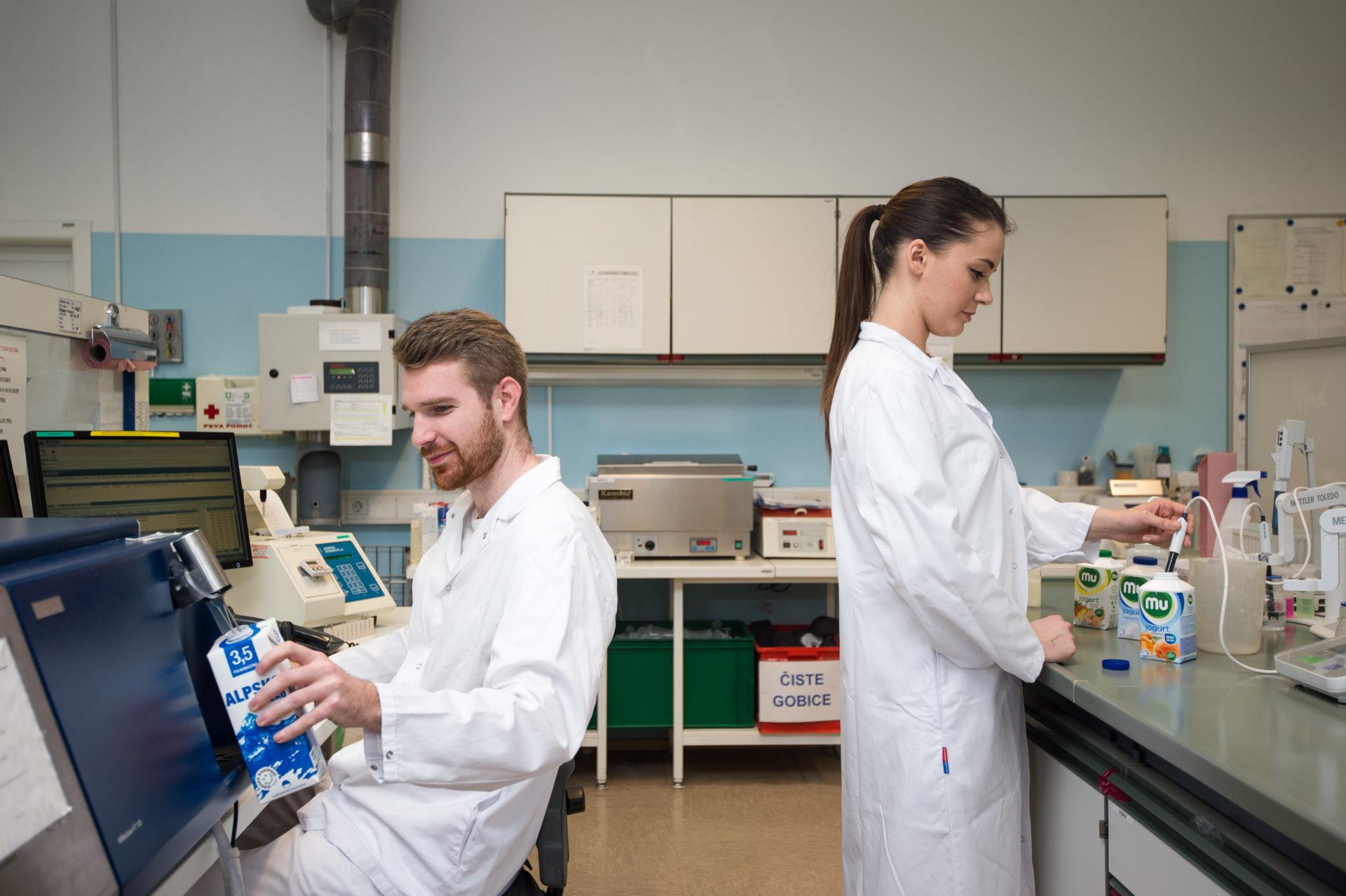 laboratorij, zaposlitev, kadri