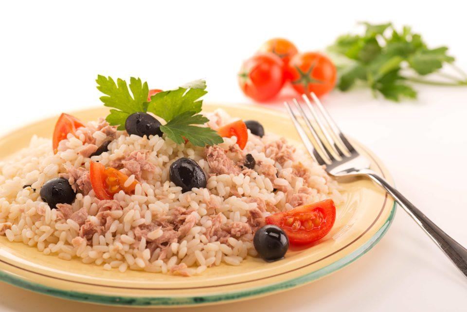 Tuna v rižu