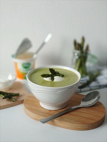 Špargljeva juha