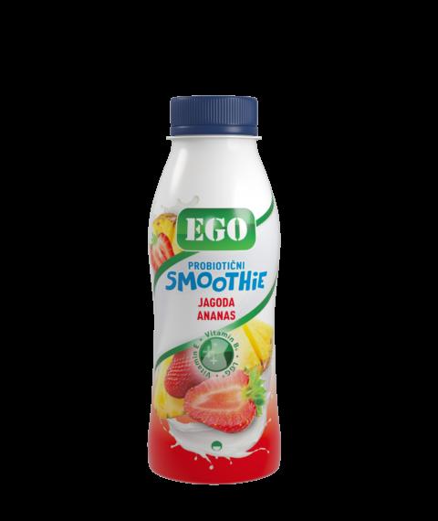 Ego Smoothie, jagoda, ananas