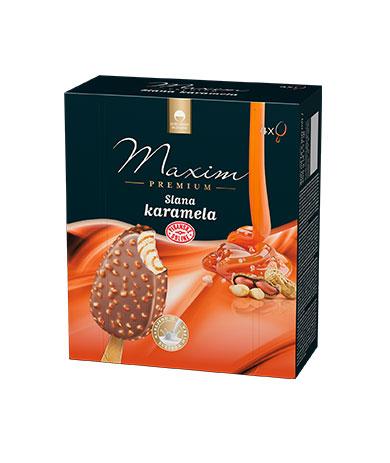 Maxim Premium salty caramel