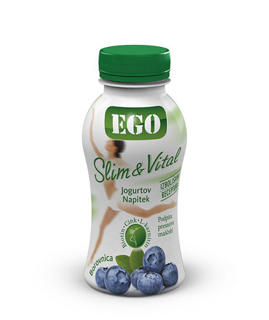Ego Slim & Vital blueberry