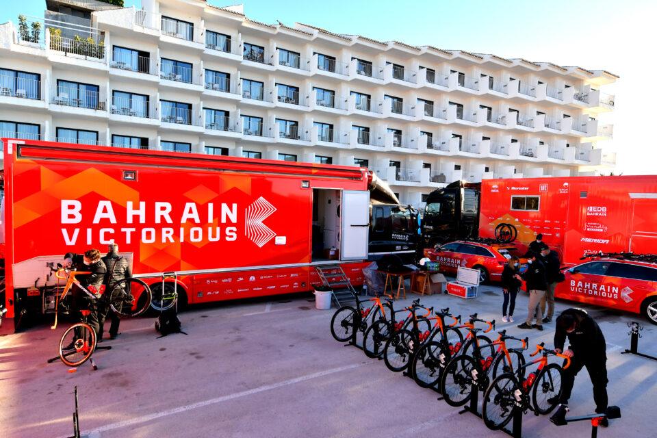 Team Bahrain Victorious 2021