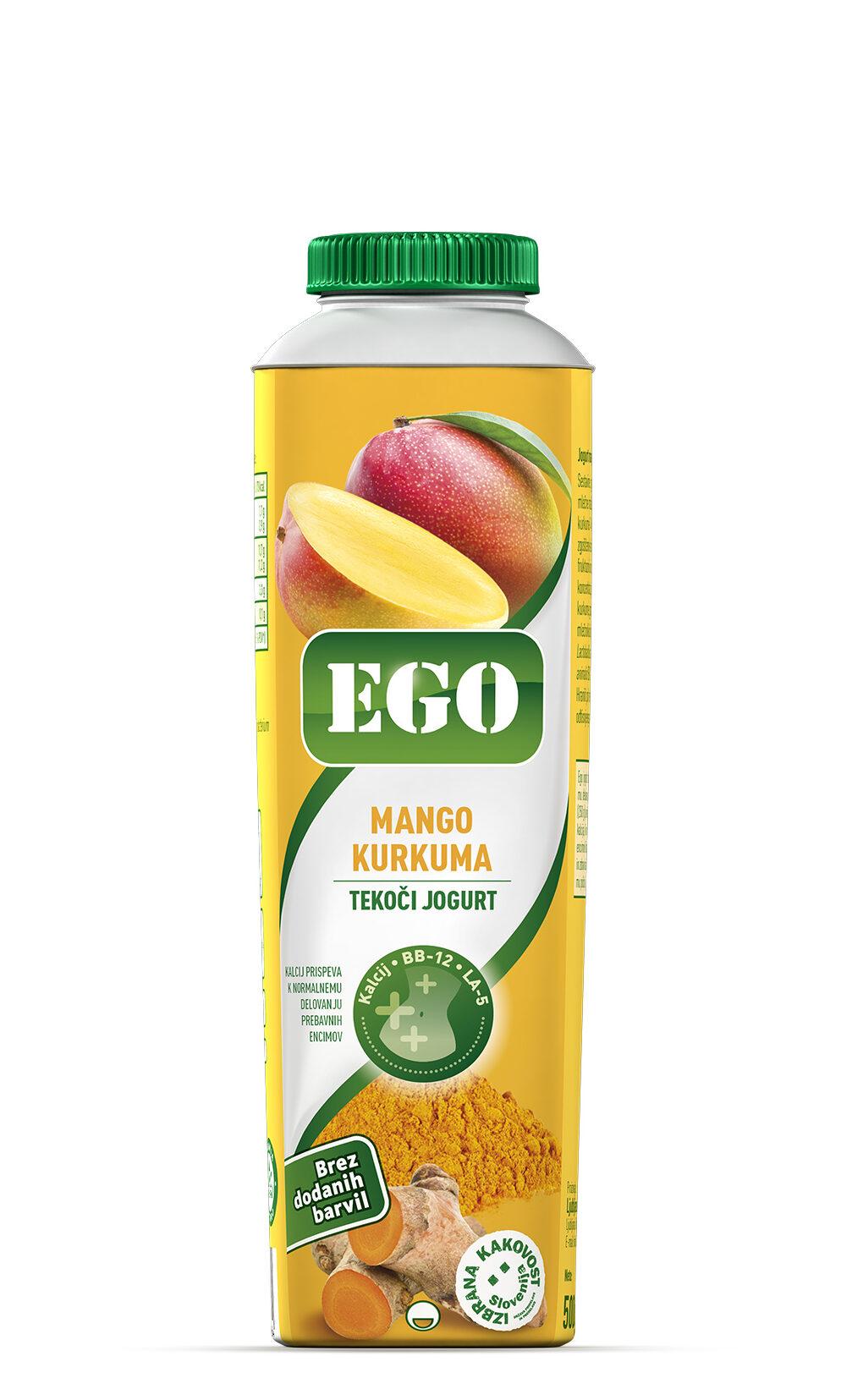 Ego, mango, kurkuma