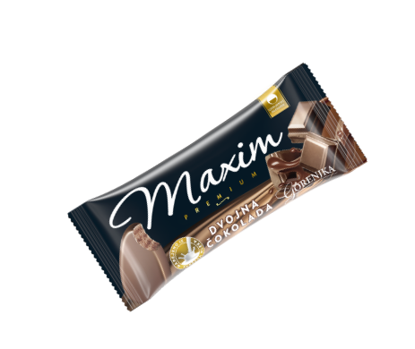 Maxim Premium double chocolate