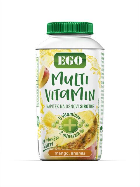 Ego, multivitamin mango ananas